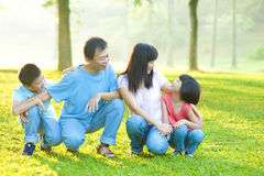 Family day stock image