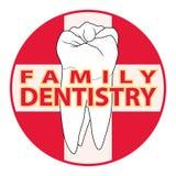 Family Dentistry Royalty Free Stock Image