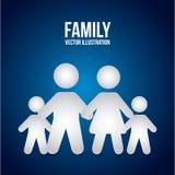 Family design Stock Photo