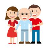 Family design Royalty Free Stock Photo