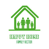Family design Stock Photography