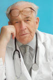 Family doctor Royalty Free Stock Images
