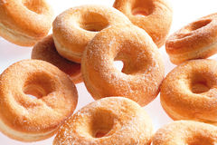 Family of Doughnuts Royalty Free Stock Image