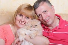 Family enjoying their life Royalty Free Stock Images