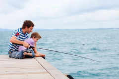 Free Family Fishing Royalty Free Stock Photo - 15291445