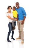Family full length royalty free stock photography