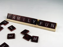 Family Fun 1 Royalty Free Stock Photos