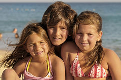 Family fun Stock Image