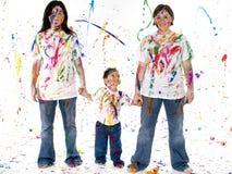 Family Fun royalty free stock image