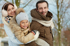 Family fun Stock Photography