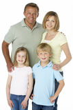 Family Group Happy Together Royalty Free Stock Images