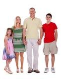 family hands happy holding standing their στοκ φωτογραφία με δικαίωμα ελεύθερης χρήσης