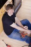 Family handyman Stock Images