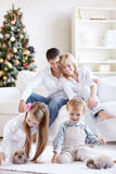 Family Happiness Stock Photography