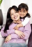 Family happy Royalty Free Stock Photos