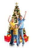 family happy Στοκ Εικόνα