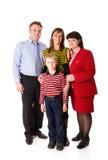 family happy στοκ φωτογραφία με δικαίωμα ελεύθερης χρήσης
