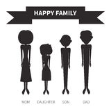 Family Royalty Free Stock Images
