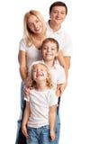 Family happy Stock Photos