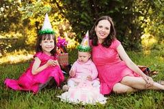 Family. Stock Photos