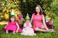 Family. Royalty Free Stock Image