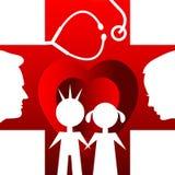 Family health centre Royalty Free Stock Photo