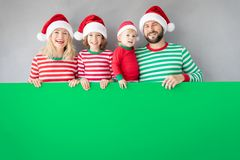 Christmas holiday concept. Copy space royalty free stock image