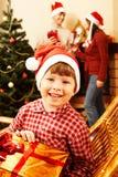 Family holiday Royalty Free Stock Photography