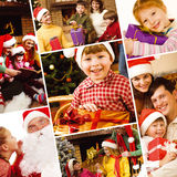Family holiday Stock Photo