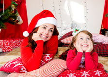 Family holiday Royalty Free Stock Photo