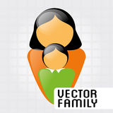 Family and home Stock Photos