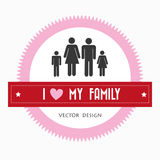 Family and home Stock Images