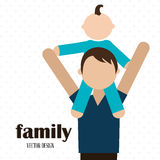 Family and home Stock Photo