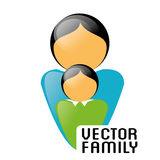 Family and home Stock Photography