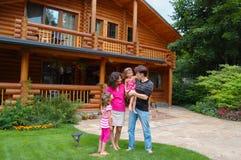 Family house Stock Photography