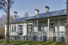 Family House Estate of Nikolay Pirogov Royalty Free Stock Image