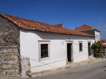 The family house of Francisco and Jacinta Marto Royalty Free Stock Photo