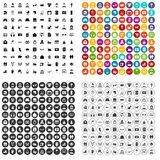 100 family icons set vector variant. 100 family icons set vector in 4 variant for any web design isolated on white royalty free illustration