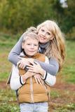 Family idyll Royalty Free Stock Photography