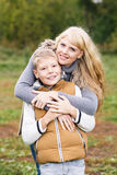 Family idyll Royalty Free Stock Photos