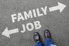 Family job work children child kids career stress life business. Concept successful royalty free stock image