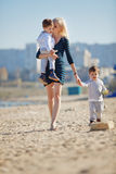 Family leisure Royalty Free Stock Images