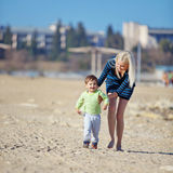Family leisure Royalty Free Stock Photography