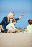 Family leisure Stock Photos