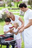 Family leisure Royalty Free Stock Photo