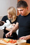Family life Stock Photography