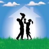 Family life Royalty Free Stock Photography