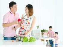 Family lifestyle Stock Photos