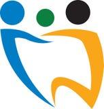Family logo Royalty Free Stock Photo