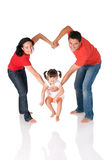 Family love Royalty Free Stock Photography